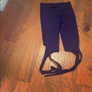 Black leggings/Capri